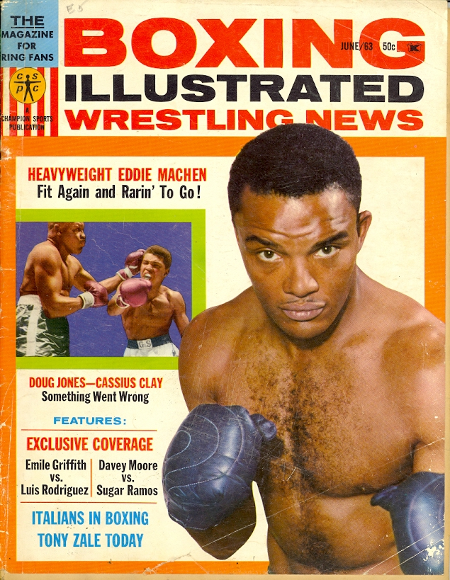 06/63 Boxing Illustrated