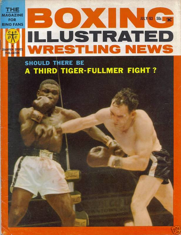 07/63 Boxing Illustrated