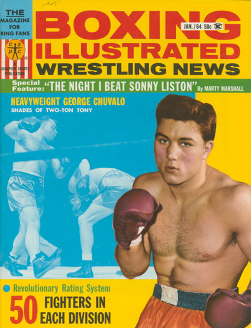 01/64 Boxing Illustrated