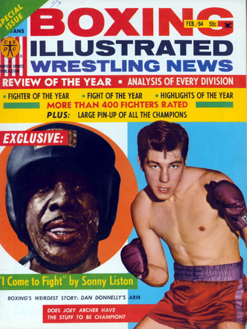02/64 Boxing Illustrated