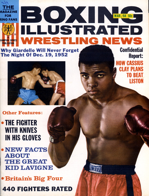 03/64 Boxing Illustrated