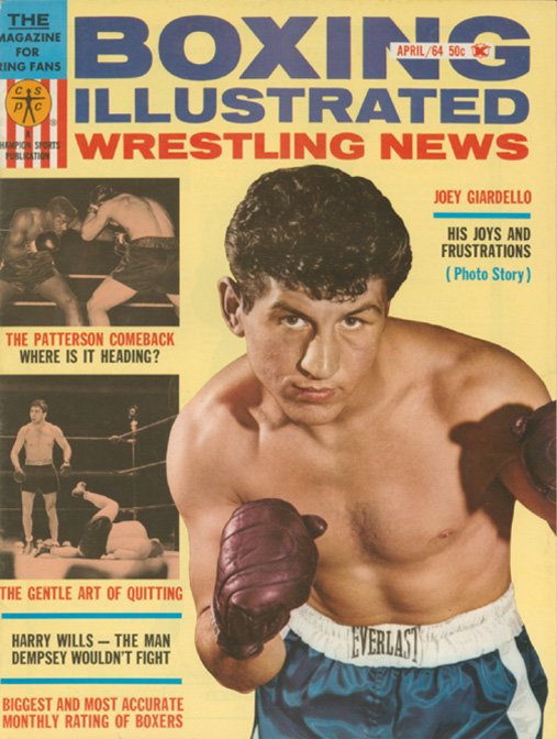04/64 Boxing Illustrated