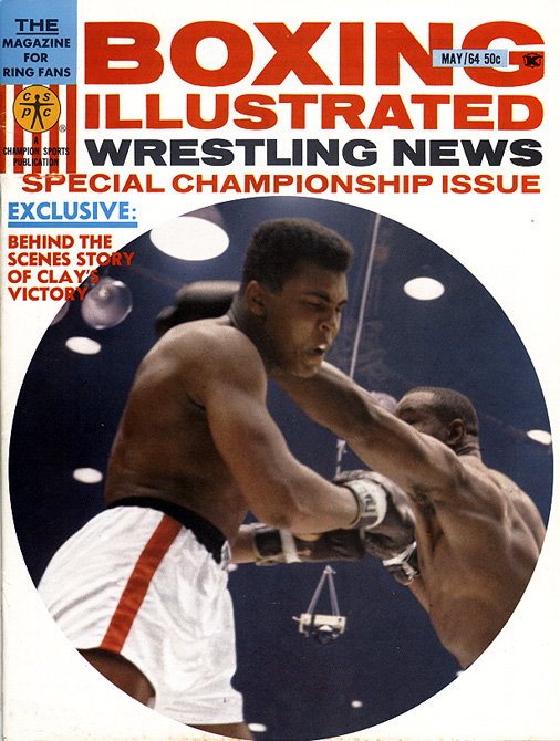 05/64 Boxing Illustrated