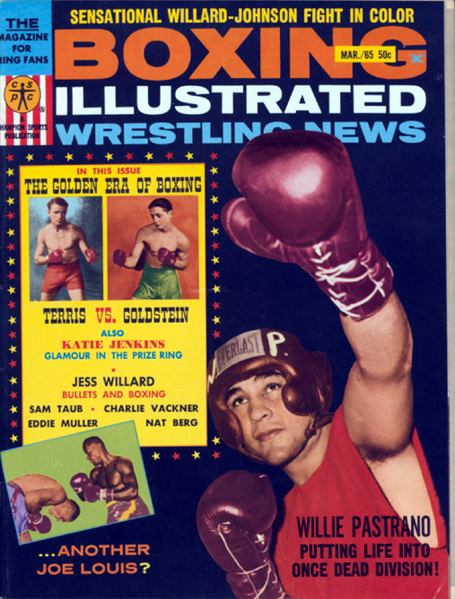 03/65 Boxing Illustrated