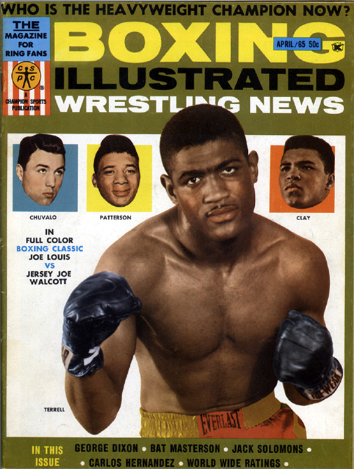 04/65 Boxing Illustrated