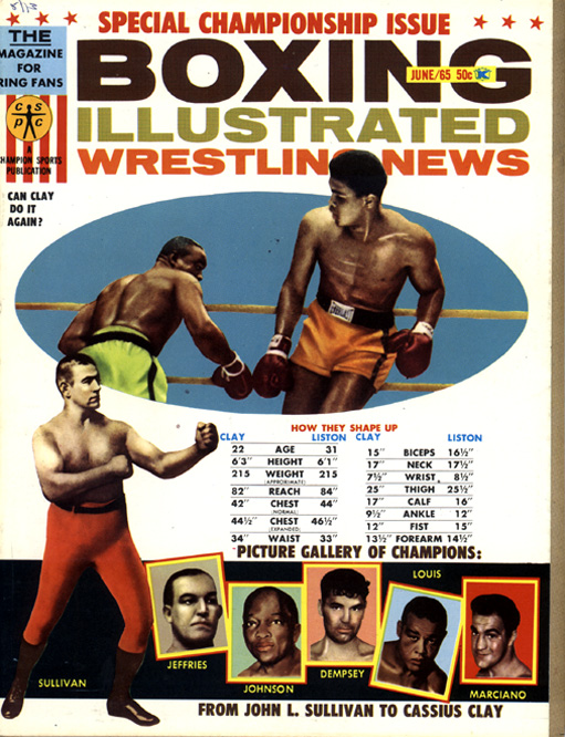 06/65 Boxing Illustrated