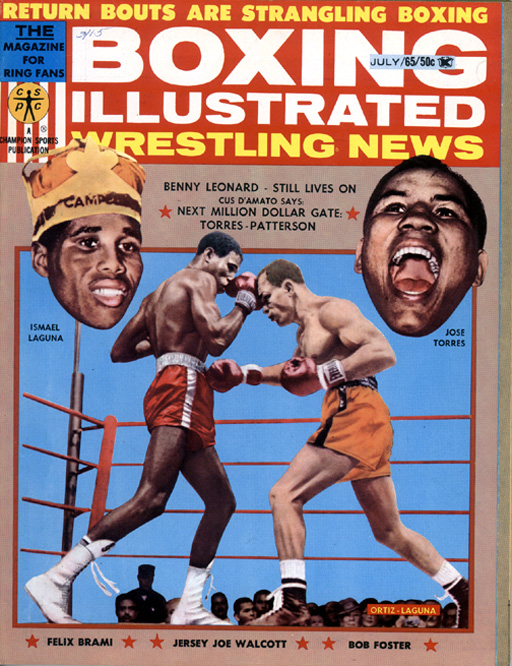 07/65 Boxing Illustrated