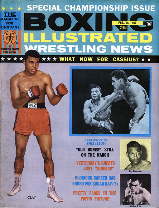 02/66 Boxing Illustrated