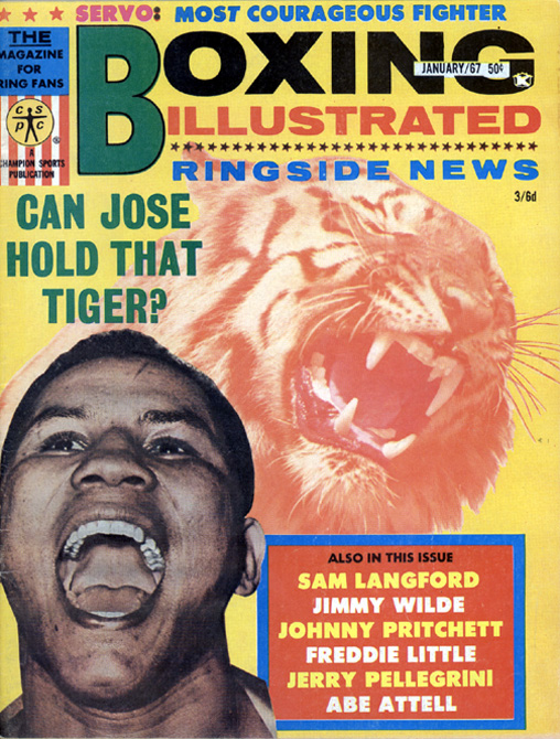 01/67 Boxing Illustrated