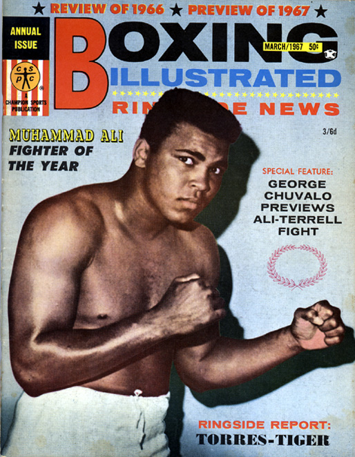 03/67 Boxing Illustrated