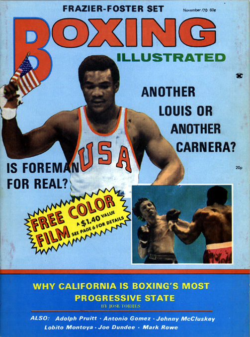 11/70 Boxing Illustrated