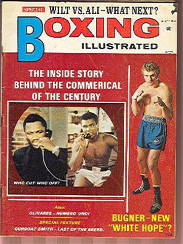 07/71 Boxing Illustrated