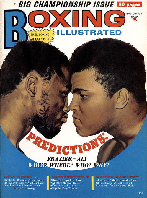 06/72 Boxing Illustrated