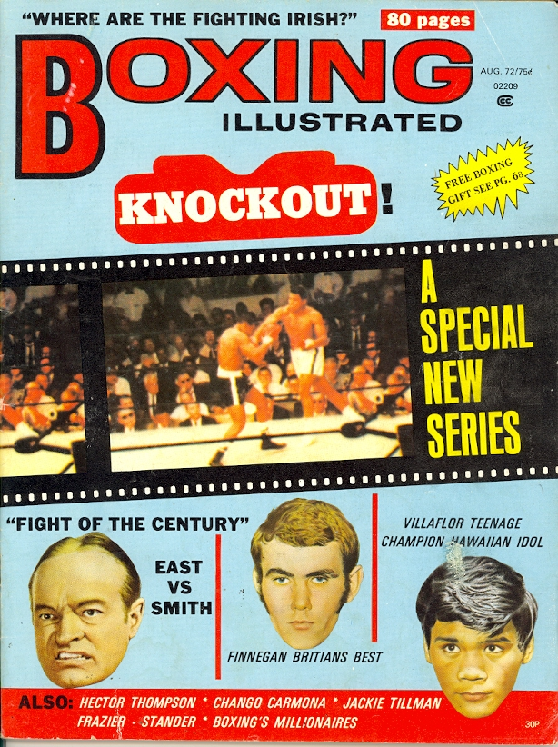 08/72 Boxing Illustrated