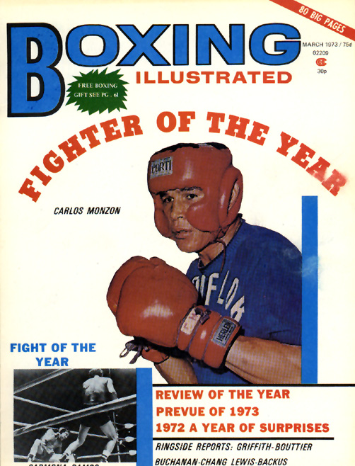 03/73 Boxing Illustrated