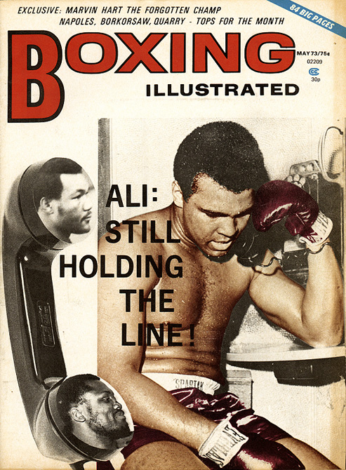 05/73 Boxing Illustrated