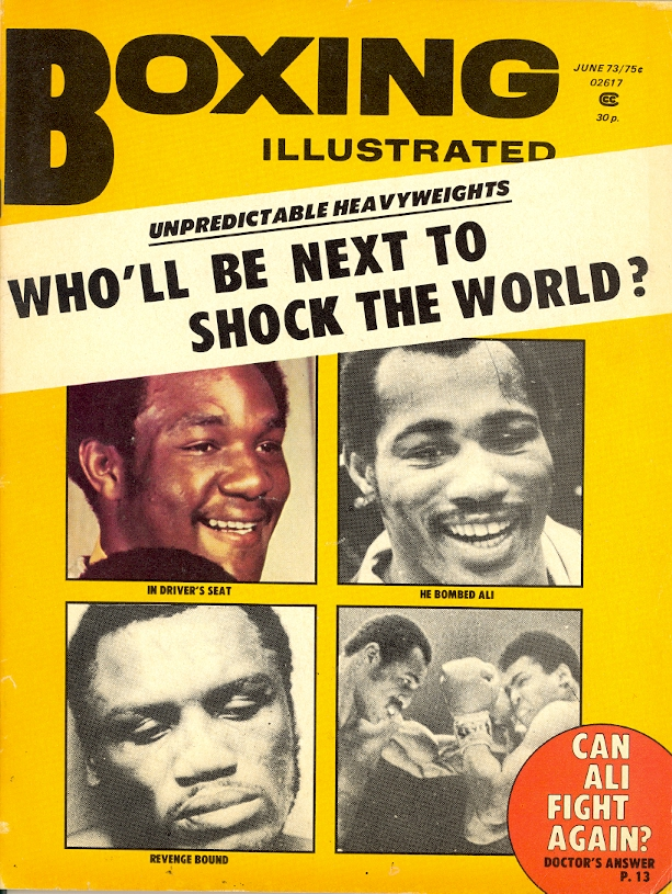 06/73 Boxing Illustrated