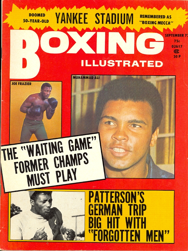 09/73 Boxing Illustrated