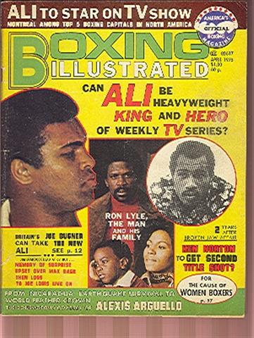 06/75 Boxing Illustrated