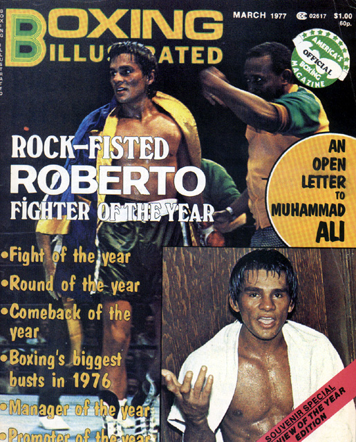 03/77 Boxing Illustrated