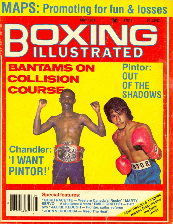 05/81 Boxing Illustrated