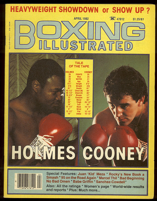04/82 Boxing Illustrated