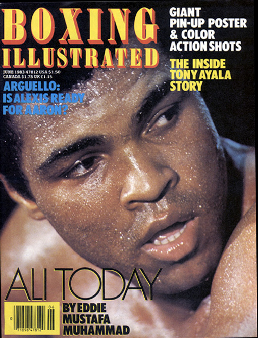 06/83 Boxing Illustrated