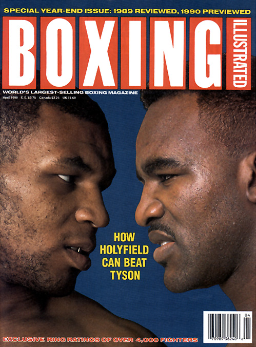 04/90 Boxing Illustrated