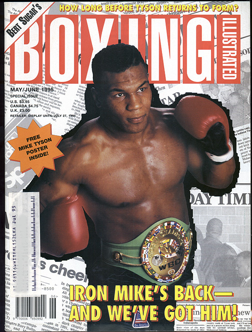 05/95 Boxing Illustrated