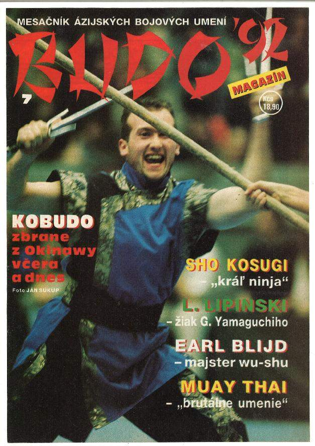 07/92 Budo Journal