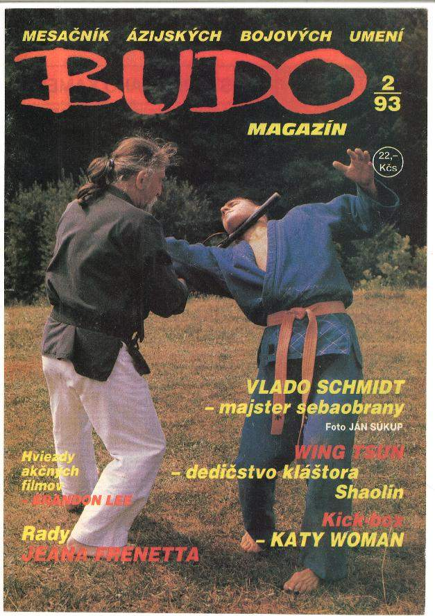 02/93 Budo Journal