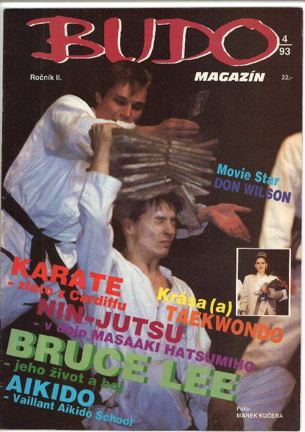 04/93 Budo Journal
