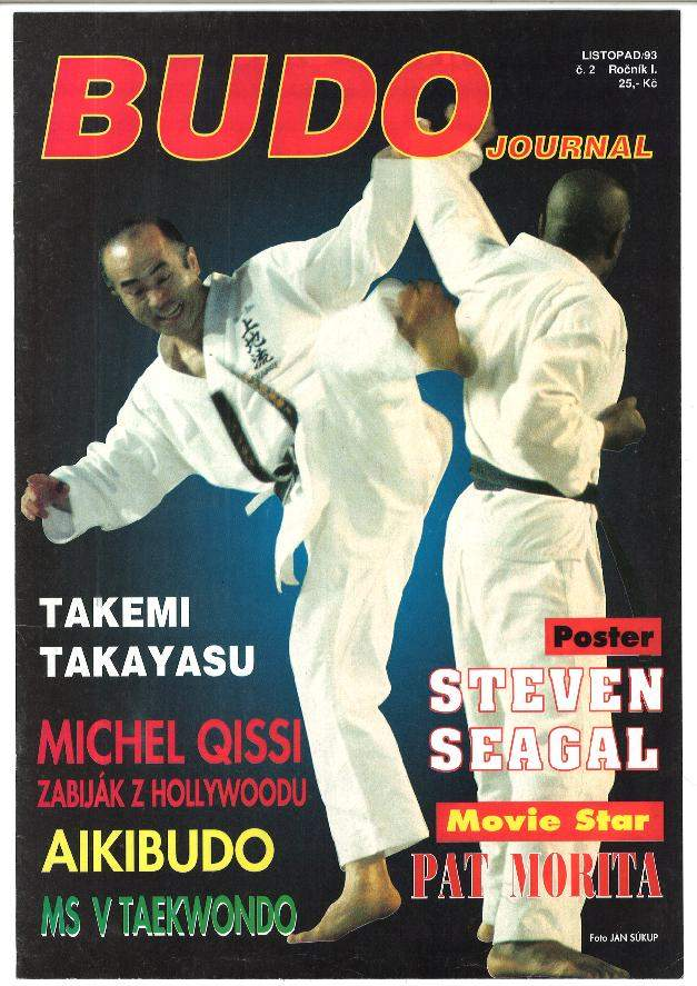 11/93 Budo Journal
