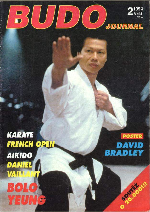 02/94 Budo Journal