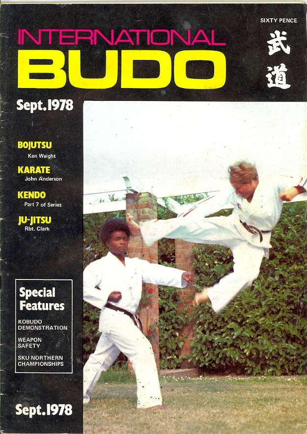 09/78 International Budo