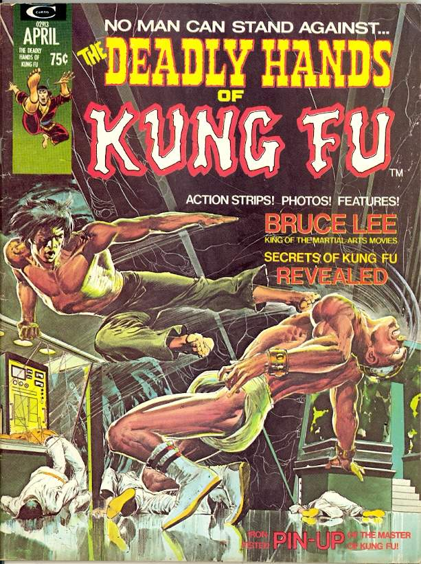 04/74 The Deadly Hands of Kung Fu