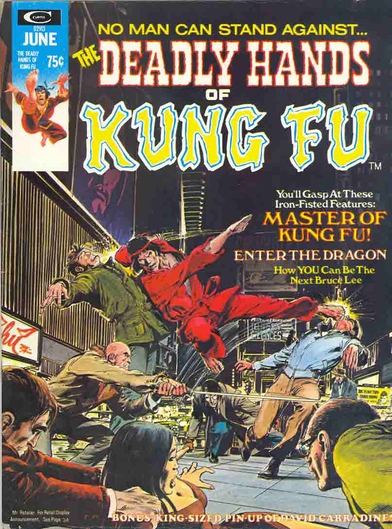 06/74 The Deadly Hands of Kung Fu