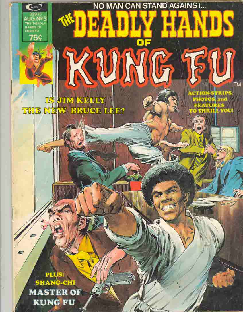 08/74 The Deadly Hands of Kung Fu