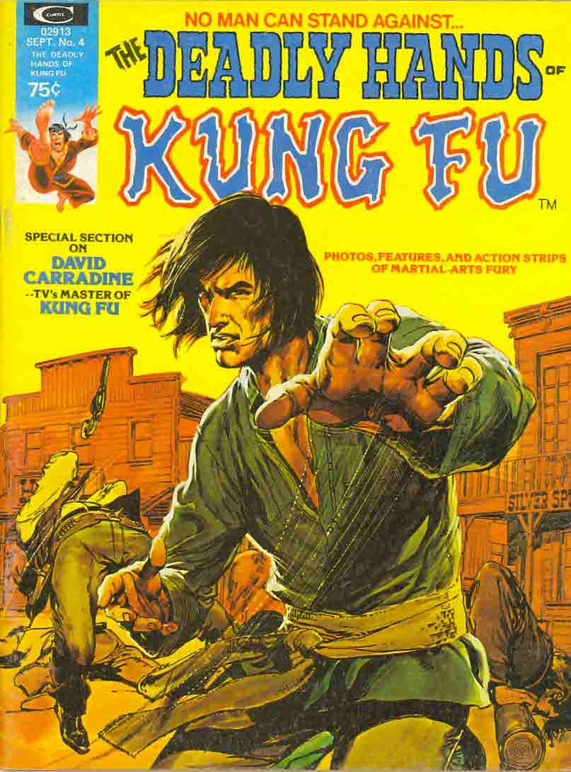 09/74 The Deadly Hands of Kung Fu