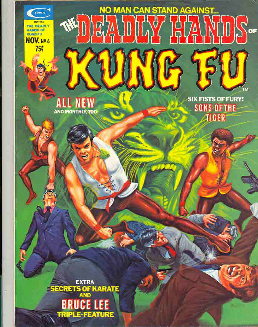 11/74 The Deadly Hands of Kung Fu