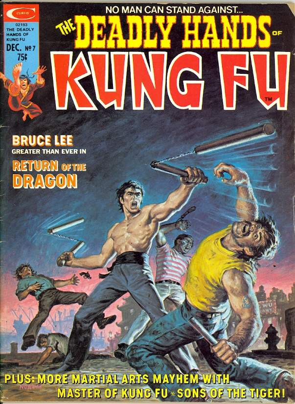 12/74 The Deadly Hands of Kung Fu
