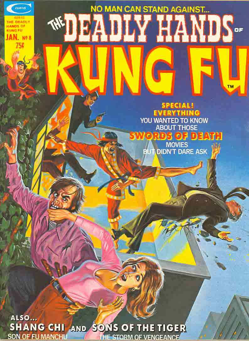 01/75 The Deadly Hands of Kung Fu