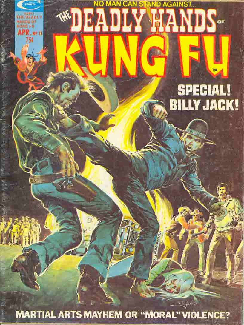 04/75 The Deadly Hands of Kung Fu