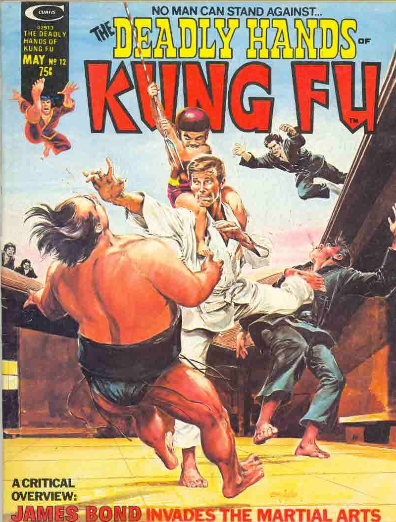 05/75 The Deadly Hands of Kung Fu