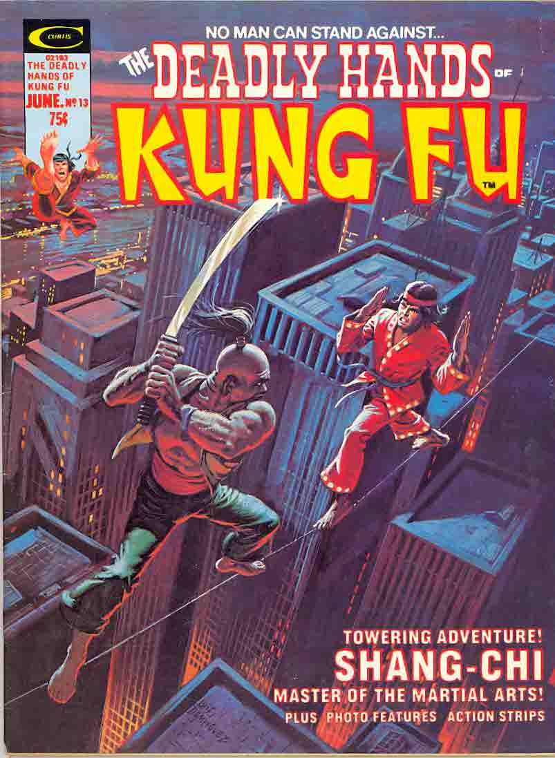 06/75 The Deadly Hands of Kung Fu