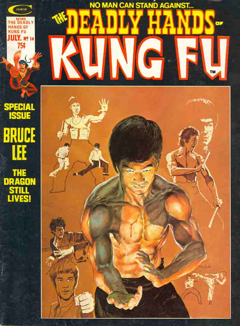 07/75 The Deadly Hands of Kung Fu