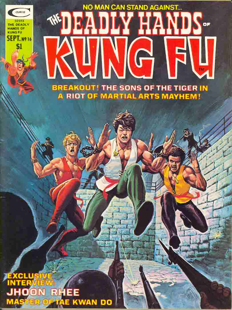 09/75 The Deadly Hands of Kung Fu