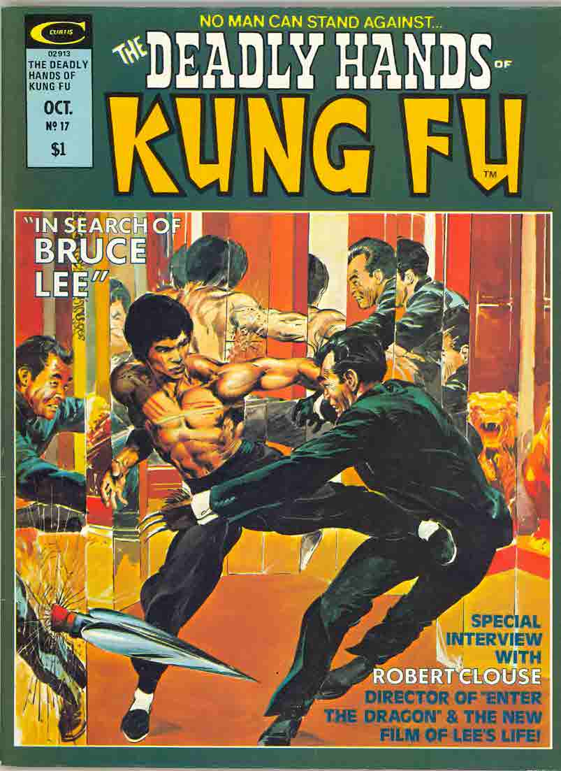 10/75 The Deadly Hands of Kung Fu