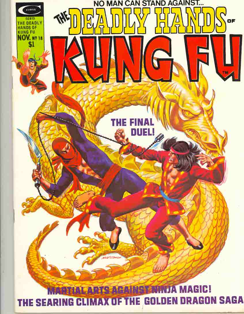 11/75 The Deadly Hands of Kung Fu