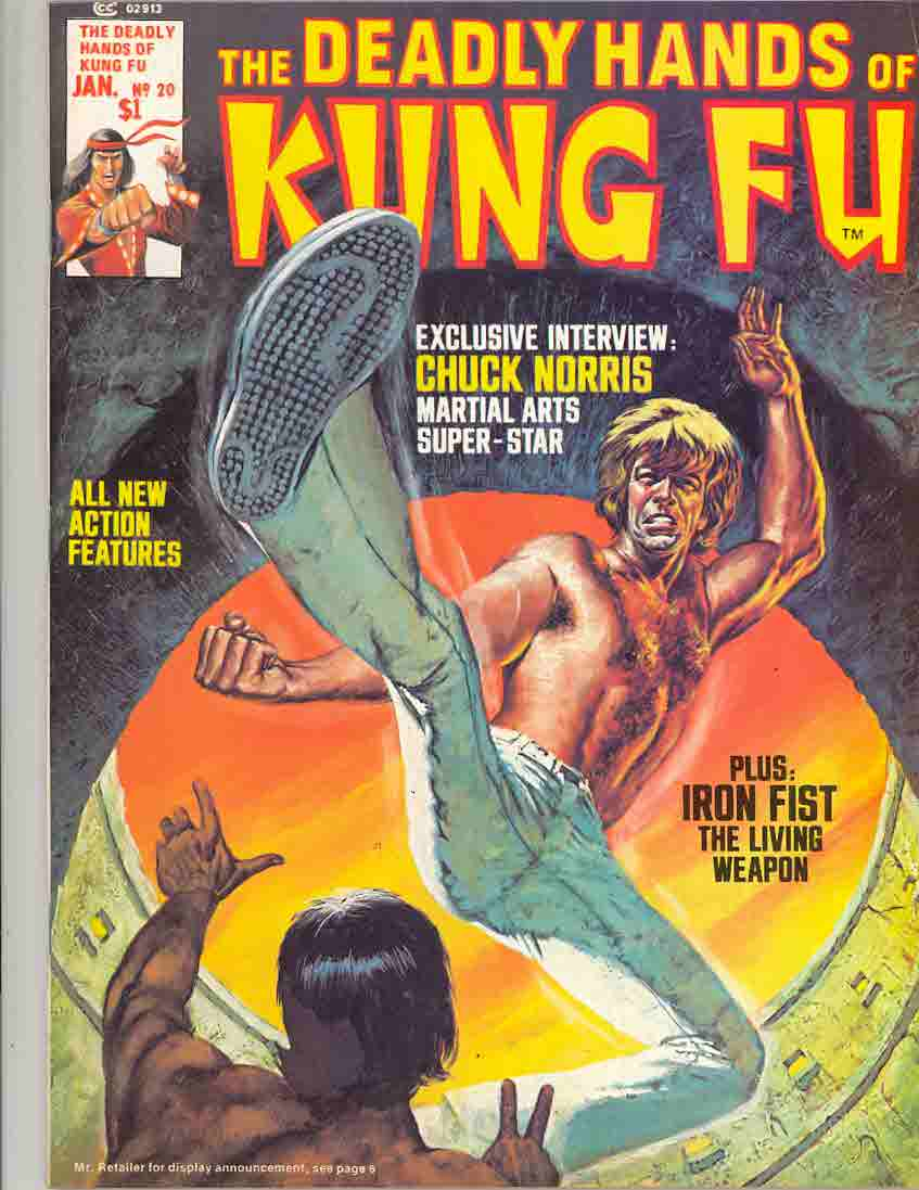 01/76 The Deadly Hands of Kung Fu